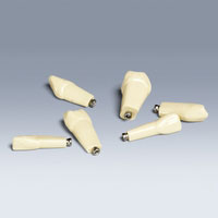 ANKA-4 ZE CER Scannable Click-Style Replacement Teeth